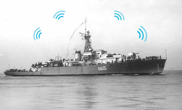 UK trials eLoran navigation system based on 1950s naval tech, avoids GPS jamming issues