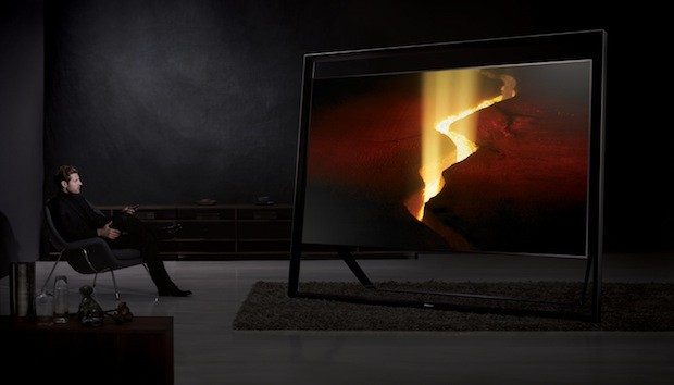 Samsung's 85inch Ultra HD TV up for preorder in Korea, priced at just $  38k