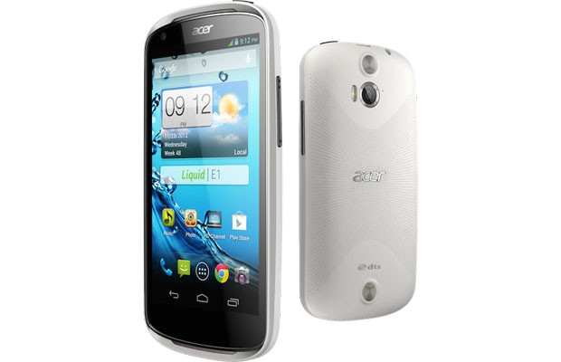 Acer announces midrange Liquid E1 with 45inch qHD display, Android 411