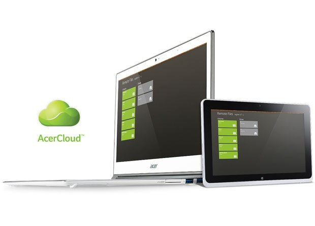 Acer updating its AcerCloud service with full Android and iOS support