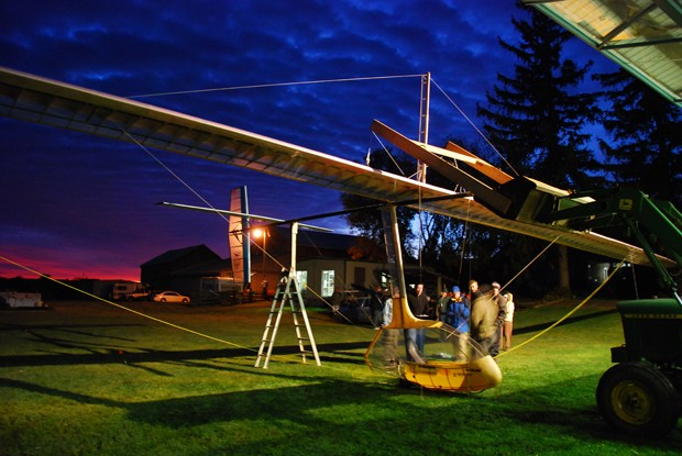 DNP The Highs and Lows of HumanPowered Flight