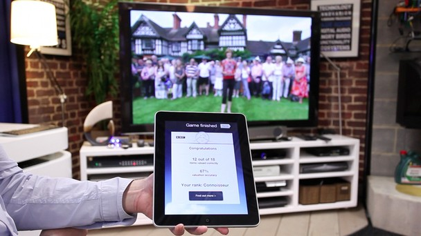 BBC's first companion app arrives tied to Antiques Roadshow, brings quizzes to iOS and Android