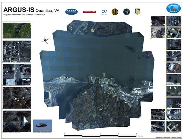 DNP 18gigapixel drone cam from DARPA touts surveillance from 20,000 feet
