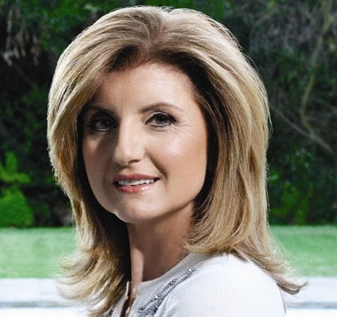 Live from the Engadget CES Stage an interview with Arianna Huffington