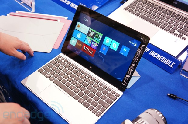 ASUS VivoTab Smart hands-on (video)
