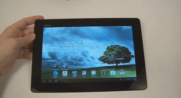 ASUS MeMo Pad 10 makes unexpected appearance, could become official at MWC video