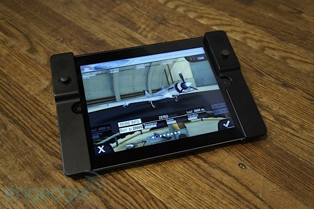 Audojo kickstarts iPad gaming case, we go handson video
