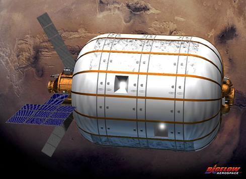 Bigelow Airspace $178M for inflatable ISS expansion, zerogravity ball pit unconfirmed