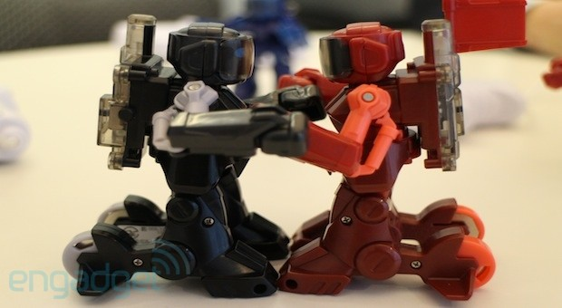 Battroborg updates Rock'em Sock'em Robots for the Wii Generation