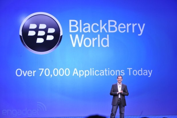 BlackBerry 10 app roundup Social, games, news and more