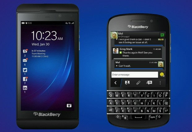 BlackBerry sticking with 42 and 31inch screen sizes, resolutions for next wave of BB10 devices