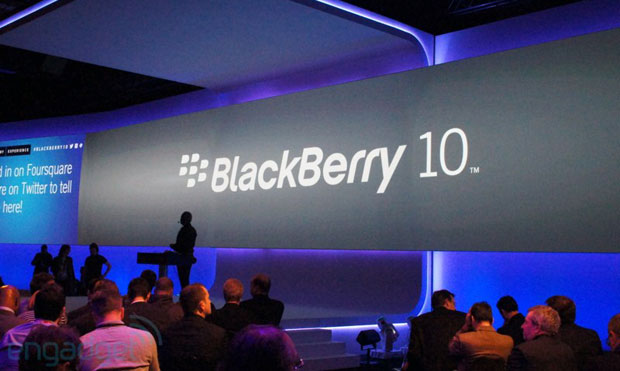 Blackberry Z10 coming to O2, Three, EE, Vodafone UK tomorrow