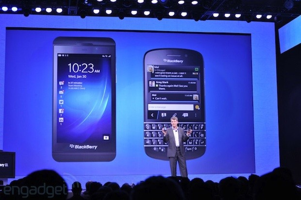 BlackBerry 10 launch event video now available for replay