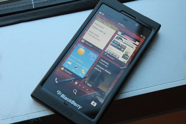 RIM: A brief history from Budgie to BlackBerry 10