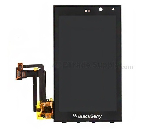 BlackBerry Z10 parts surface, reportedly include a 43inch display