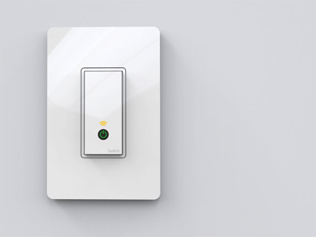 Belkin adds WeMo Light switch, looks to tack on Android compatibility later this year