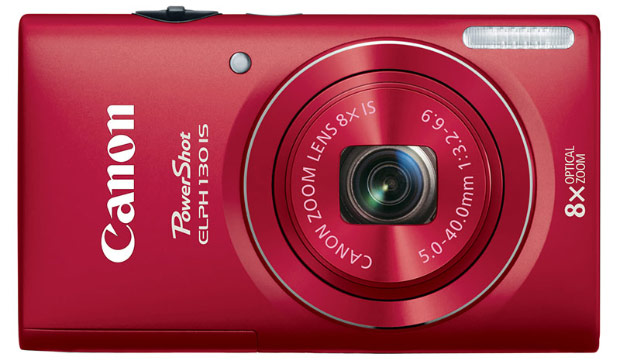 DNP Canon PowerShot ELPH 130IS brings WiFi to the company's highend pointandshoot line