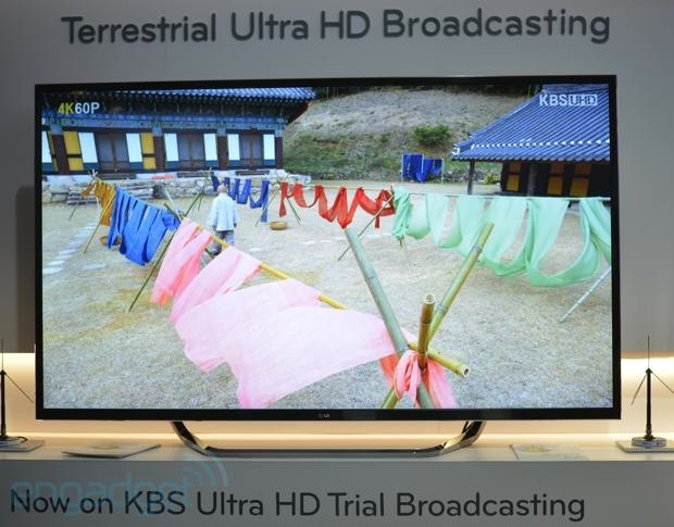 Ultra HD TVs stole the show at CES 2013, but it's just the first piece of the puzzle
