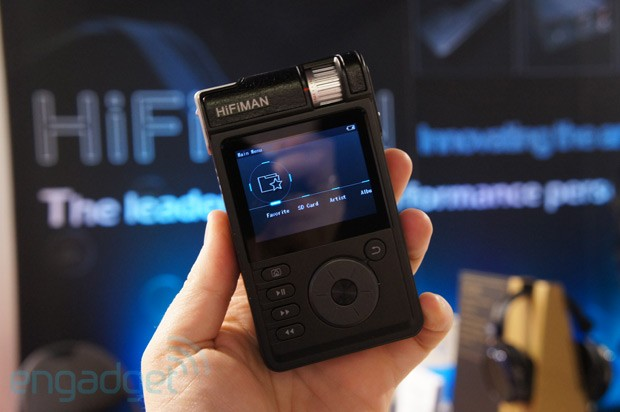 HiFiMAN launches HM901 'high resolution' audio player, we go ears and hands on