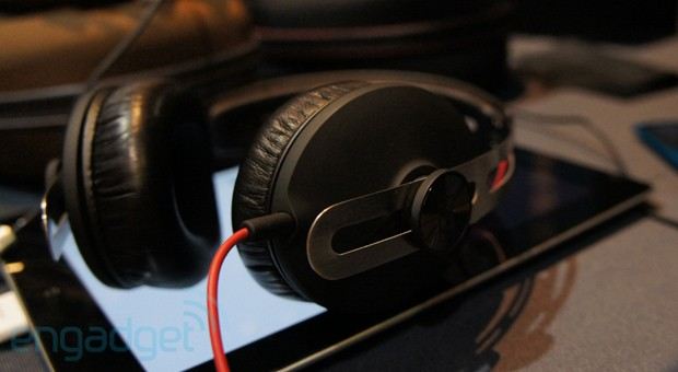 DNP Sennheiser's Momentum headphones are back in black at CES