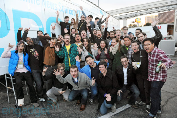 Wrapup Engadget editors sound off on CES 2013
