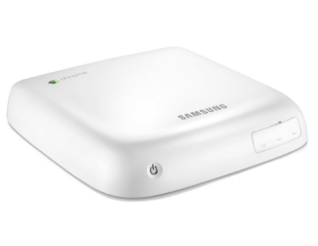 DNP Samsung gives its Series 3 Chromebox a facelift