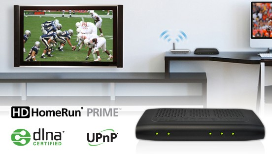 HDHomeRun Prime update to DLNA starts beta