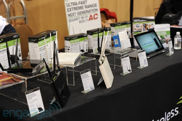 Amped Wireless 2013era superrange WiFi gear unveiled at CES