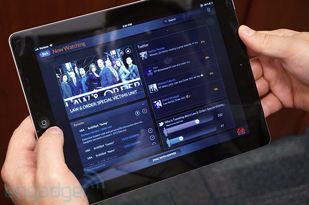 DNP The State of the second screen Will TV companion apps proliferate or dwindle