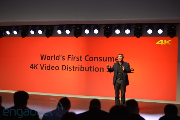 Sony to launch 4K digital distribution network this summer, 'mastered in 4K' Bluray discs