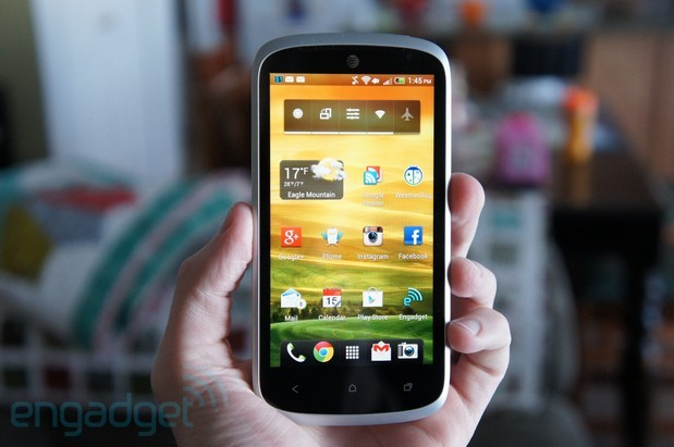 HTC One VX review AT&T's latest midrange smartphone is worth a closer look