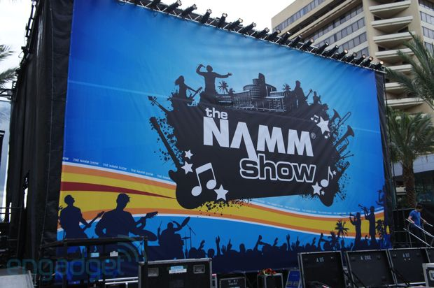 NAMM 2013 wrapup Analog synths, DJ gear, a MIDI guitar, mobile peripherals and more