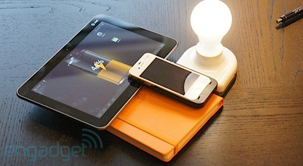 Handson with Alliance for Wireless Power's charging pad prototypes
