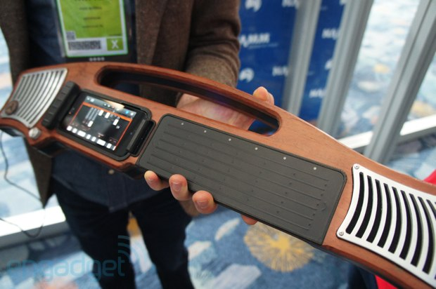 Artiphon's Instrument One is an iPhone powered multi-instrument, we get hands-on