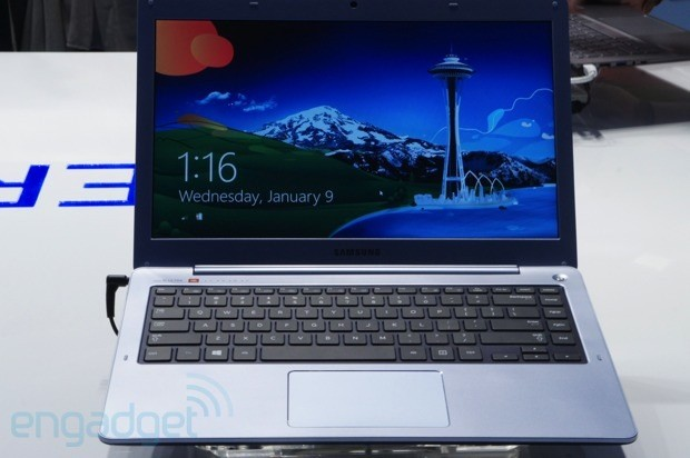 Samsung refreshes its mid-range Series 5 Ultrabook with touch; arrives in February for $749+