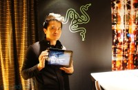 Hands-on with Razer's Edge, a $999 gaming tablet / home console