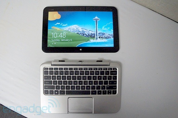 DNP  HP Envy x2 review an tablet  laptop hybrid that fails to deliver