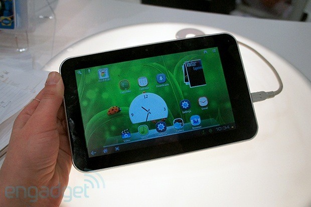 DNP  Handson with Vivitar's kidfriendly Camelio tablet
