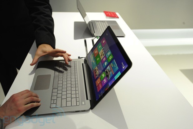 Vizio's New Touchscreen Laptops And All-in-ones (hands-on) Image
