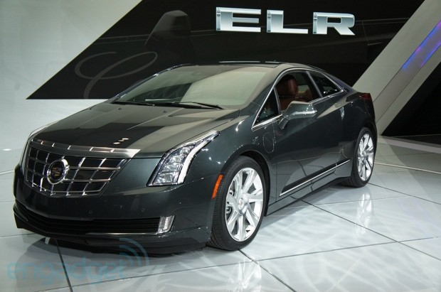 Cadillac ELR unveiled A Volt for the luxury set updated with pictures