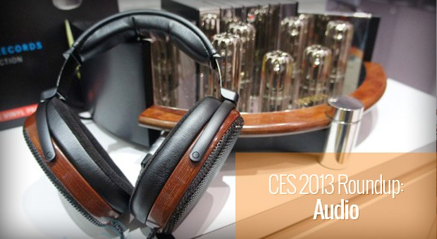 CES 2013 Audio roundup