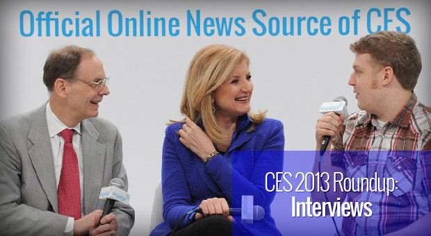 CES 2013 Interview roundup