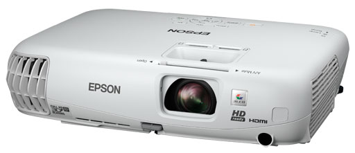 Epson adds the 3LCD Powerlite Home Cinema 750HD to its line of home theatre projectors, ships in March for $899