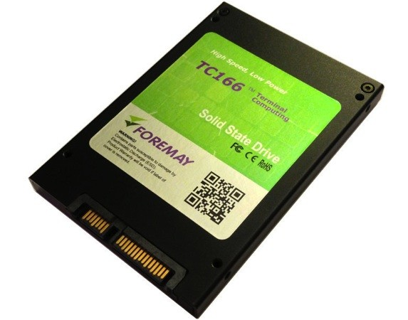 Foremay claims to have the first 2TB, 25inch SSD