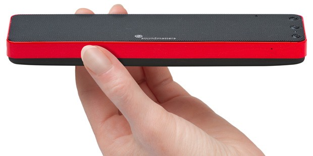 Soundmatters' $  250 Dash7 portable Bluetooth speaker to debut at CES 2013