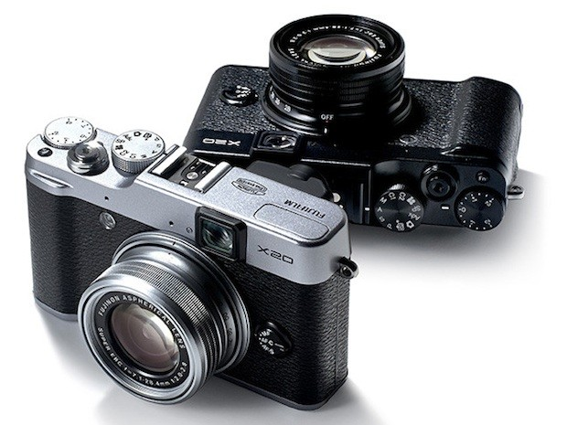 Fujifilm gets official with X20 and X100s cameras, promises 'world's fastest AF'