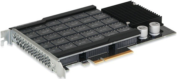 Fusionio brings 32TB Fusion ioScale SSDs to sma server clusters
