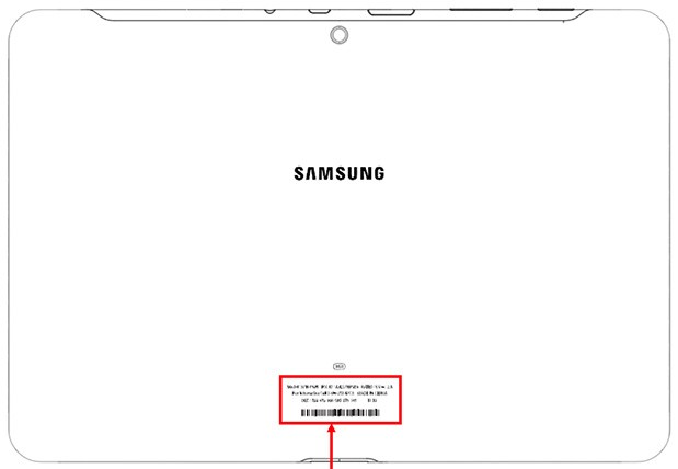 Samsung Galaxy Note 10.1 with Sprint-friendly LTE visits FCC