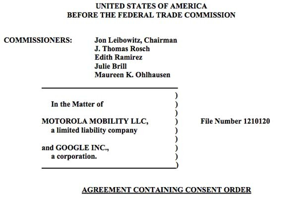Google pledges to change its ways to assuage FTC anticompetitive concerns