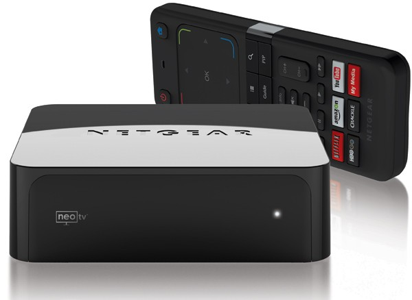 Netgear's NeoTV PRIME with Google TV gets official at CES
